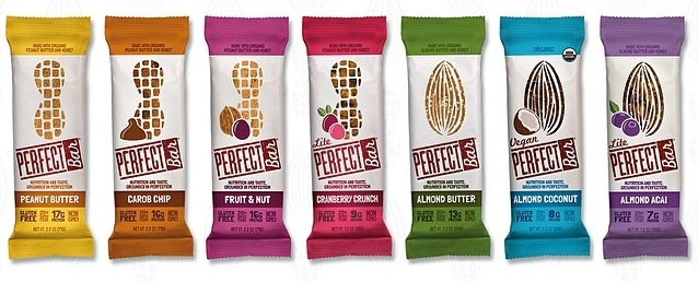 perfect foods bar flavors