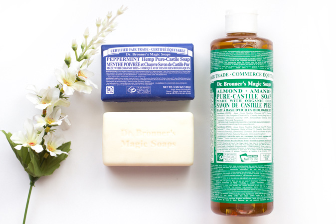 Dr Bronner S Magic Soap The Vedix