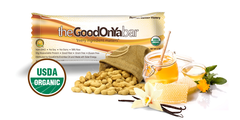 Peanut Butter Honey : peanut butter, raw honey, sprouted flax, sesame ...
