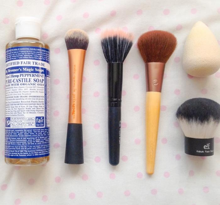 Dr. B makeup