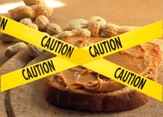 Whole Foods Peanut Butter Recall