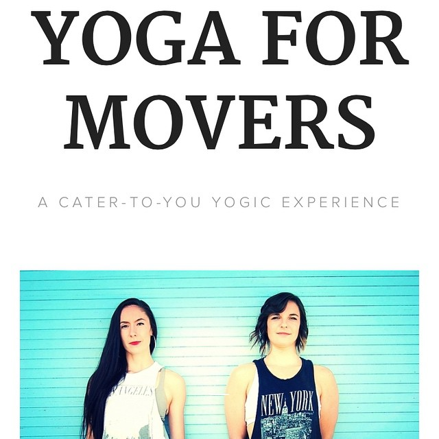 Yoga for Movers Promo